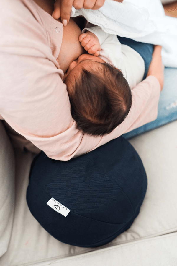 LEBIBOU nursing pillow - navy blue